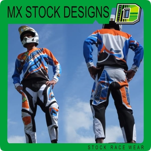 MX Kit Stock Designs Adult
