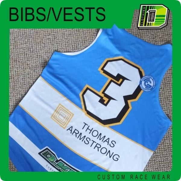 Bibs / Vests & Sleeves