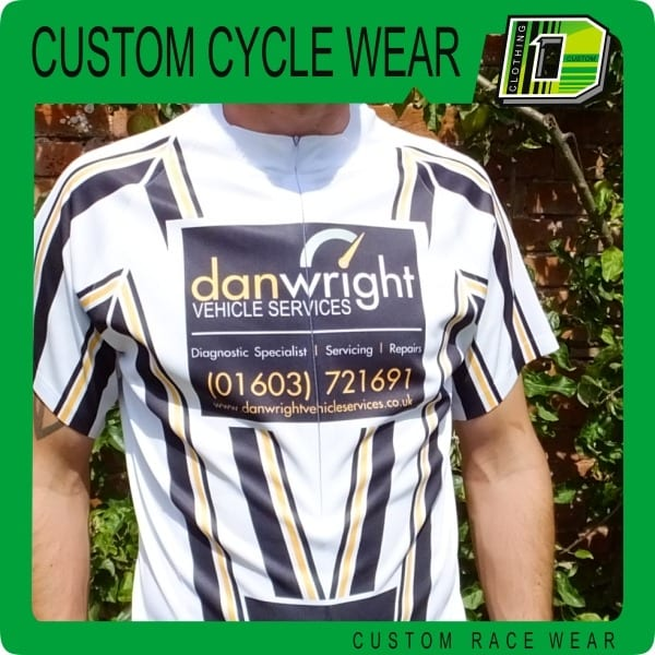 Custom Cycle Wear