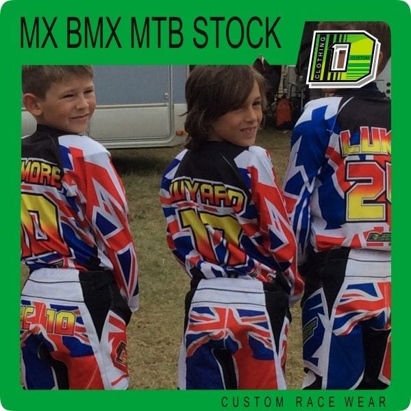 MX Kit Stock Designs Youth