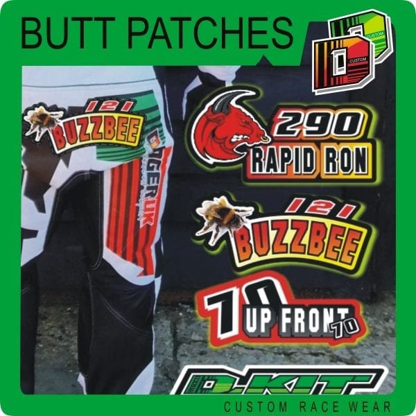 Butt Patches