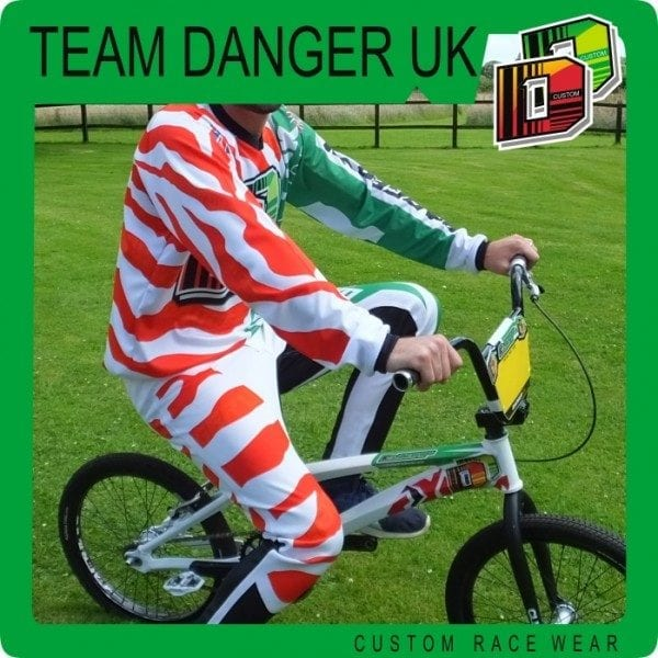 Danger UK discounted team kit