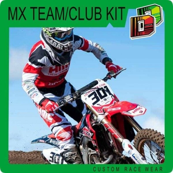 MX Team Club Kit