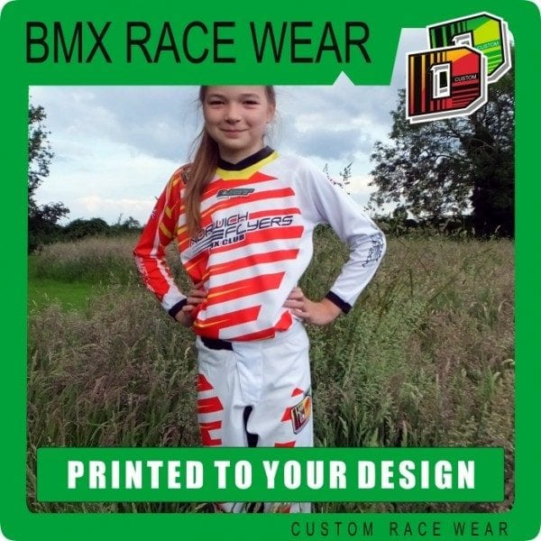 BMX Race Wear (to your design)
