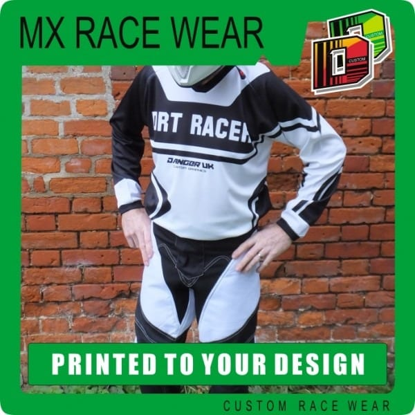 MX Race Wear (to your design)