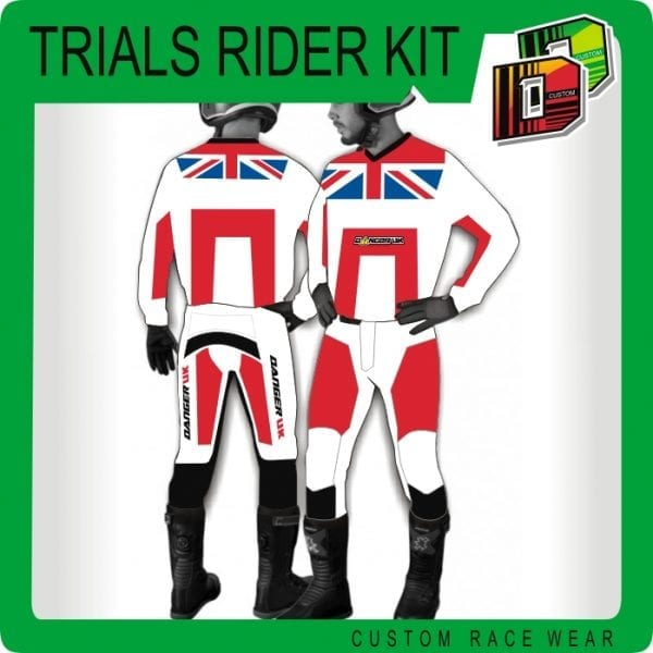 Trials Rider Kit